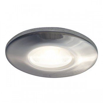 Ansell Chrome Gloss Bezel for Orbio 360 and 360 Gimbal LED Downlights