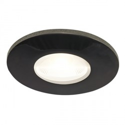 Ansell Black Chrome Bezel for Orbio 360 and 360 Gimbal LED Downlights