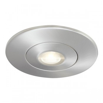 Ansell ALEDCP/SC Satin Chrome LED Downlight Converter Kit