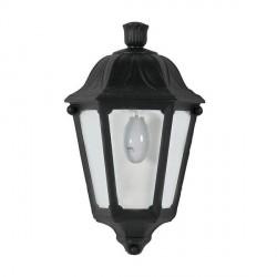 Fumagalli M22.000.AX.E27 Iesse Black Half Lantern