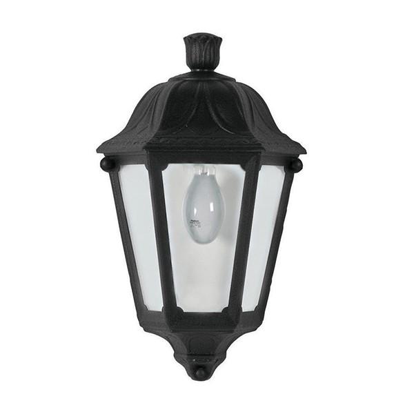 Fumagalli M22.000.000.AX Lesse Black Half Lantern At UK