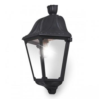 Fumagalli M28.000.AX.E27 Daria Black Half Lantern