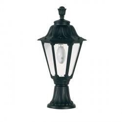 Fumagalli E26.111.AX Rut 530mm Black Pedestal Lantern