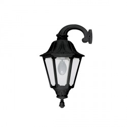 Fumagalli E35.132.AX.E27 Noemi Ofir Wall Light Black Lantern