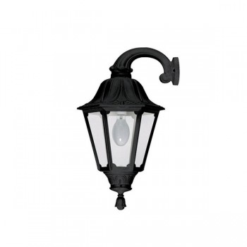 Fumagalli E35.132.AX Noemi Ofir Wall Light Black Lantern