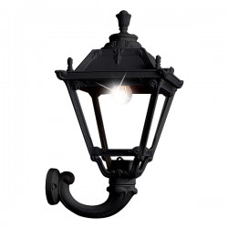 Fumagalli Q33.132.AX Tobia Ofir Wall Light Black Lantern