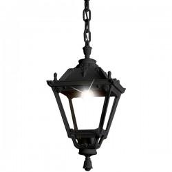 Fumagalli Q33.121.AX.E27 Tobia Sichem 1000mm Black Pendant