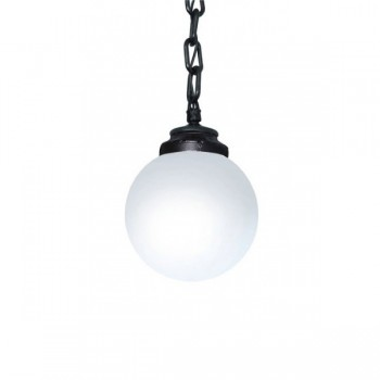 Fumagalli G30.120.AY.E27 Globe 300 Sichem 750mm Black Pendant