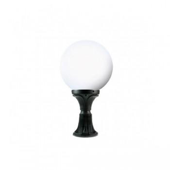 Fumagalli G40.113.AY.E27 Globe 400 Lot 590mm Black Pedestal Light