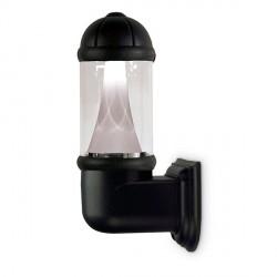 Fumagalli D15.505.AXD1LCRB Mirella GX53 10W LED Bollard - Black