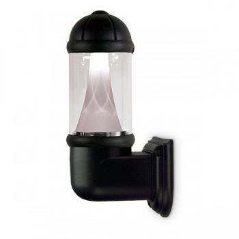 Fumagalli D15.505.AX.D1LCRB Mirella GX53 10W LED Bollard - Black