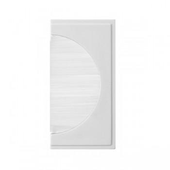 Click New Media MM550WHWH White/White Euro Brush Module