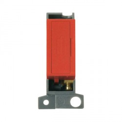 Click Minigrid MD047RD 13A Fused Connection Unit Module Red