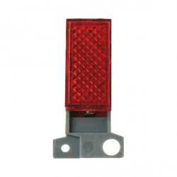 Click Minigrid MD280 Red 240V Indicator Module