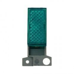 Click Minigrid MD282 Green 240V Indicator Module