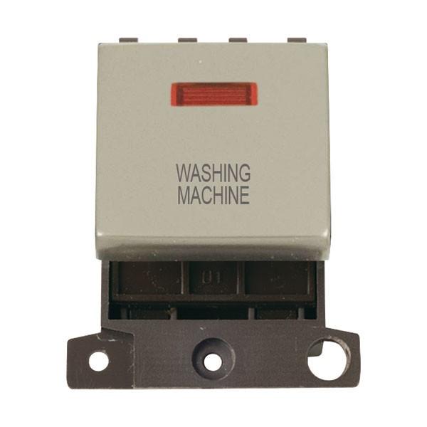 standard washing machine width