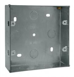 Click GridPro 6 and 8 Gang 47mm Deep Back Box