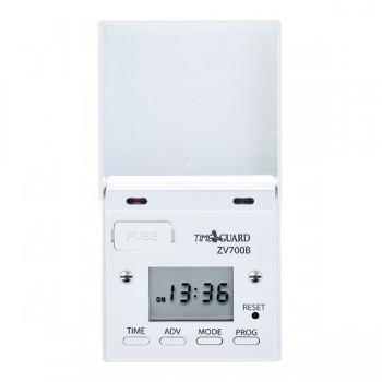 Timeguard ZV700B 7 Day Digital Light Switch with Optional Dusk Start