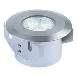 Collingwood Lighting GL038A F BL Straight to Mains Blue LED Ground Light 6W