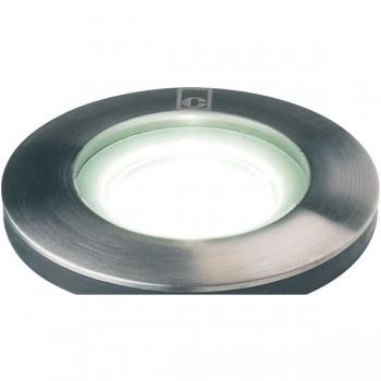 Collingwood Lighting GL019 S T WW 1W Threaded Mini LED Ground Light Warm White