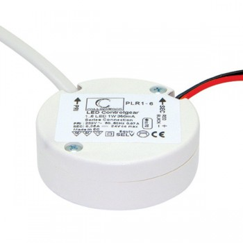 Collingwood Lighting PLR/350 1-5 LED Driver for 1-5X1 Watt LEDs