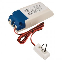 Collingwood Lighting PLU/PP/350 1-9 LED Driver for 1-9X1 Watt LEDs plus Plug and Play Connector