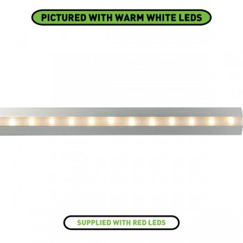 Collingwood Lighting LEDSTRIP IP RED Red Flexible Waterproof LED Strip