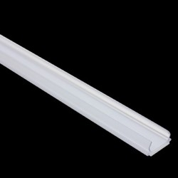 Collingwood Lighting U PROFILE 6X12 1MT Mounting Profile for LEDSTRIP IP