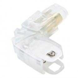 Collingwood Lighting CONNECTOR L 6X12 L Shape Connector for Sharp Corners