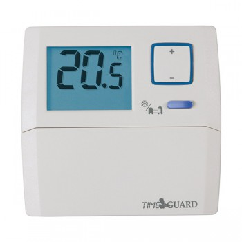 Timeguard TRT033C Digital Room Thermostat with Night Set-back