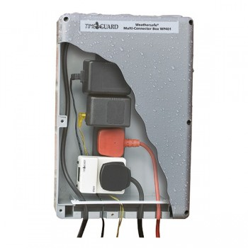 Timeguard WP401 Outdoor Multi-Connector Box