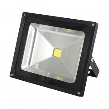 Timeguard LEDMF50FL 50W LED Energy Saver Floodlight in Black