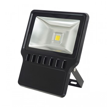 Timeguard LEDMF100FL 100W LED Energy Saver Floodlight in Black