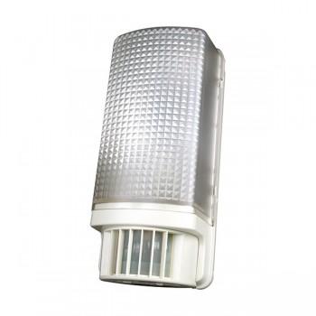 Timeguard SLW89 PIR Bulkhead Light in White
