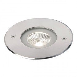 Ansell Aspect Circular LED Inground Uplight