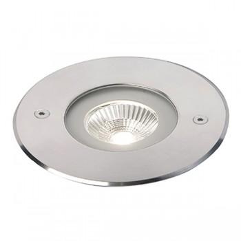 Ansell Aspect Circular LED Inground Uplight