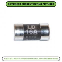 Europa LD10 LD C30 Black BS1361 Consumer Unit Fuse - 10amp