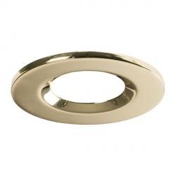 Knightsbridge FireKnight Brass Round Bezel