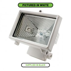 Timeguard NCFB150C 120W Energy Saving Halogen Floodlight in Black