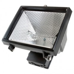 Timeguard NCFB500C 400W Energy Saving Halogen Floodlight in Black