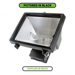 Timeguard NCFW500C 400W Energy Saving Halogen Floodlight in White