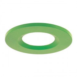 Knightsbridge FireKnight Green Round Bezel