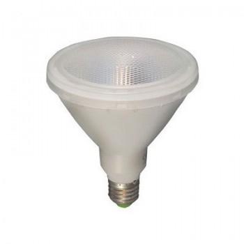 Bell Lighting 15W Non-Dimmable E27 White Coloured PAR38 LED