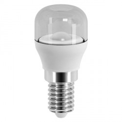 Bell Lighting 2W Warm White Non-Dimmable E14 Clear LED Pygmy Bulb