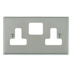 Hamilton Hartland Grid Bright Steel SS2 Grid Fix Aperture Plate