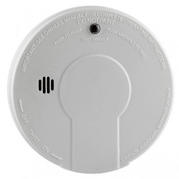 Kidde i9060 Smoke Alarm with Hush Feature