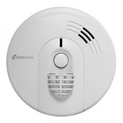 Kidde Firex KF3R Mains Heat Alarm with Rechargeable Lithium Battery Backup
