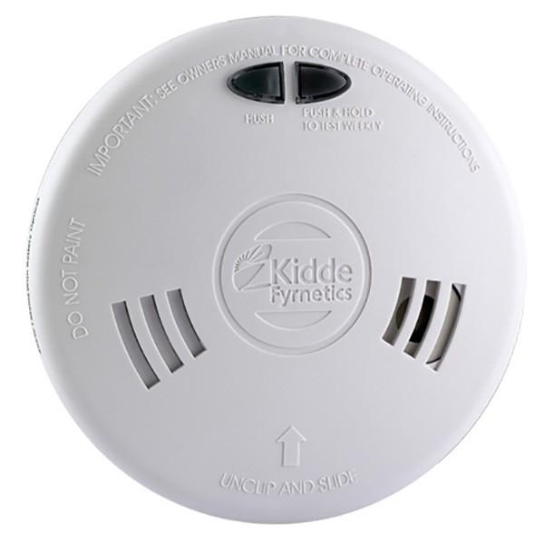 kidde slick 1sfw ionisation smoke alarm with wireless capability at uk electr. Black Bedroom Furniture Sets. Home Design Ideas