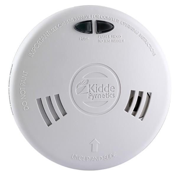 kidde slick 2sfw optical smoke alarm with wireless capability at uk electrica. Black Bedroom Furniture Sets. Home Design Ideas