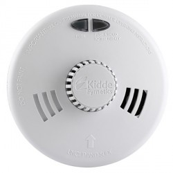 Kidde Slick 3SFWR Heat Alarm with Wireless Capability and Rechargeable Lithium Cell